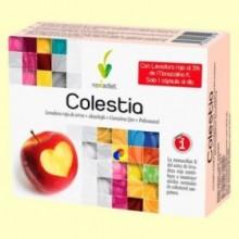 Colestia - Colesterol - 30 cápsulas - Novadiet