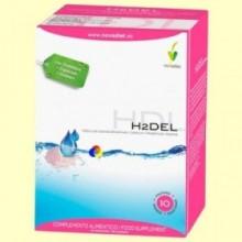 H2Del - Control del peso - 10 sobres - Novadiet