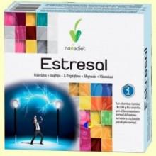 Estresal - Sistema Nervioso - 60 cápsulas - Novadiet