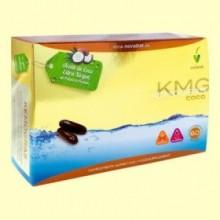 Kemogras coco - Control del peso - 60 cápsulas blandas - Novadiet