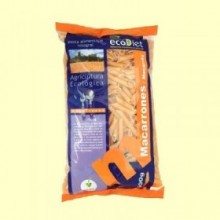 Macarrones Ecodiet - 500 gramos - Novadiet