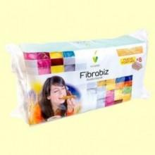 Fibrabiz - Bizcochos Integrales - 400 gramos - Novadiet