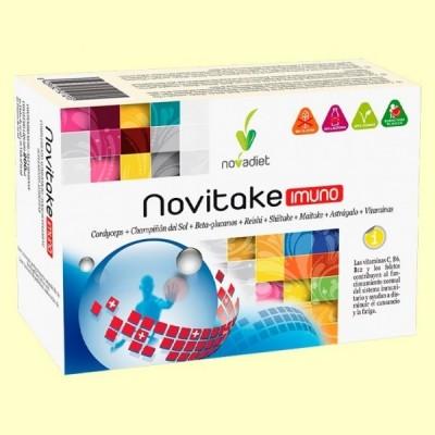 Novitake Inmuno - Sistema inmunitario - 20 viales - Novadiet