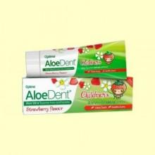 Aloe Dent Children - Dentífrico Infantil - 50 ml - Optima