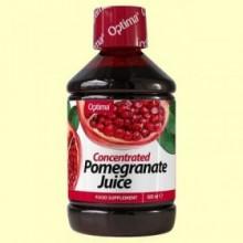 Pomegranate - Zumo de Granada - 500 ml - Optima