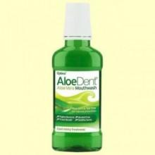 Aloe Dent - Colutorio Aloe Vera - 250 ml - Optima