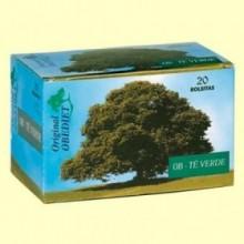 Té Verde - 20 bolsitas - Original Obediet