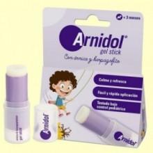 Gel Stick con Árnica y Harpagofito - 15 ml - Arnidol