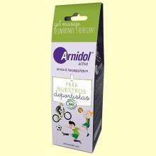 Gel Masaje Reconfortante y Refrescante - 100 ml - Arnidol