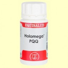 Holomega PQQ - 50 Cápsulas - Equisalud