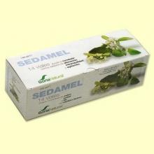 Sedamel - Infusion ayuda relajante - Soria Natural - 14 viales