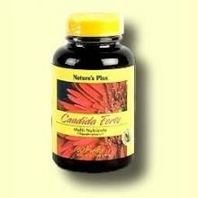 Cándida Forte - Nature's Plus - 60 cápsulas