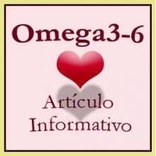 Información sobre el Equilibrio entre Ácidos Grasos Omega 6 y Omega 3