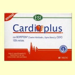 Cardioplus - Esi Laboratorios - 60 tabletas