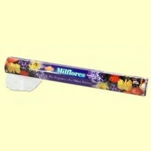 Incienso mil flores - Inciensos India - SAC - 20 bastones
