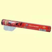Incienso Strawberry - Inciensos India - SAC - 20 bastones