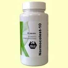 Normocolest 10 - Laboratorios Nale - 60 cápsulas