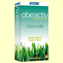 Obeactiv - Vientre Plano - Ynsadiet - 20 ampollas