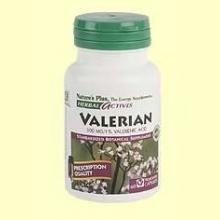 Valerian Root - Raíz de Valeriana - 60 vegicaps - Natures Plus
