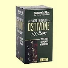 Ostivone Rx-Bone - Ipriflavonas - Nature's Plus - 60 comprimidos