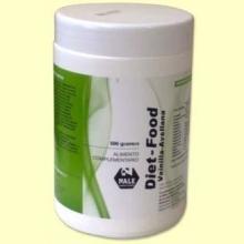 Diet-Food - Batido de Vainilla-Avelana- 500 gramos - Laboratorios Nale