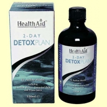 Detox Plan - Depurativo - 100 ml - Health Aid