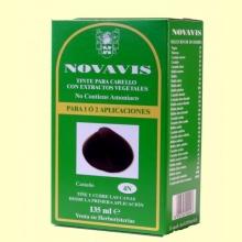 Tinte de Cabello - Novavis - Castaño 135 ml