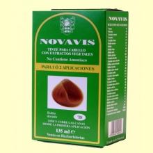 Tinte de Cabello - Novavis - Rubio Cobrizo 135 ml