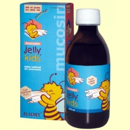 JellyKids Mucosin - 250 ml - Eladiet