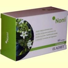 Noni Fitotablet - 60 comprimidos - Eladiet