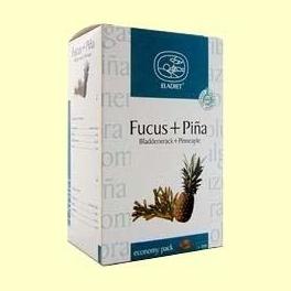 Fucus + Piña - 500 comprimidos - Eladiet