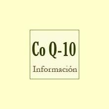 Coenzima Q10 - Información