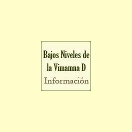 Bajos niveles de vitamina D se relacionan con mayor riesgo de demencia - Información