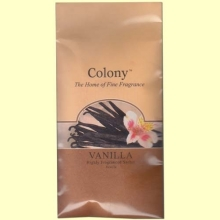 Sobre perfumado de Vainilla - Colony