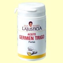 Aceite Germen de trigo - 90 perlas - Ana María Lajusticia