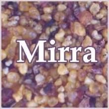 Perlas de Mirra 25 gramos.