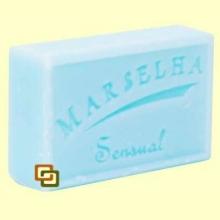 Pastilla Jabón Natural Sensual - 125 gramos - Marselha