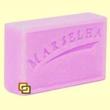 Pastilla Jabón Natural Verbena - 125 gramos - Marselha