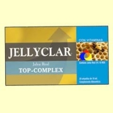 Jalea Real Top-Complex Jellyclar - 20 ampollas - Dieticlar