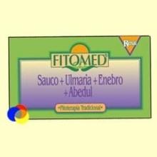 Fitomed R - Saúco + Ulmaria + Enebro + Abedul - 20 ampollas - Dieticlar