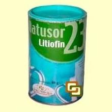 Natusor 23 Litiofin - 80 gramos - Soria Natural