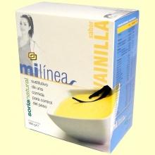 Mi línea - Sustitutivo comida sabor Vainilla - 6 sobres - Soria Natural