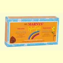 INFANTJAL 20 X 300 mg / Ampollas - Marnys