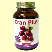 Cran Plus - 60 cápsulas - Mont Star