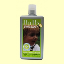 Jabón Champú Infantil - 100 ml - Shova.De
