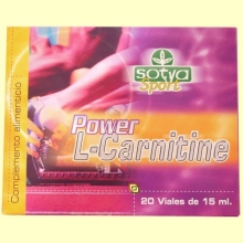 Power L-Carnitine - 20 viales - Sotya