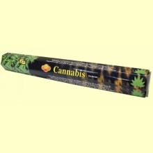 Cannabis Incienso - 20 Varillas - SAC