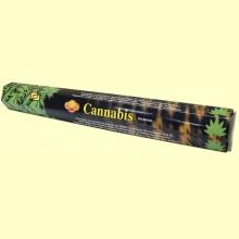 Cannabis Incienso - 20 Varillas - SAC