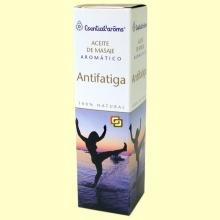 Aceite de masaje aromático Antifatiga - 50 ml - Esential'arôms