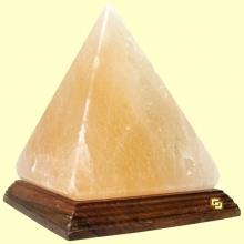 Lámpara Pirámide de Sal del Himalaya